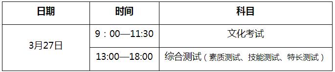 2021年四川建筑职业技术学院高职单招招生简章