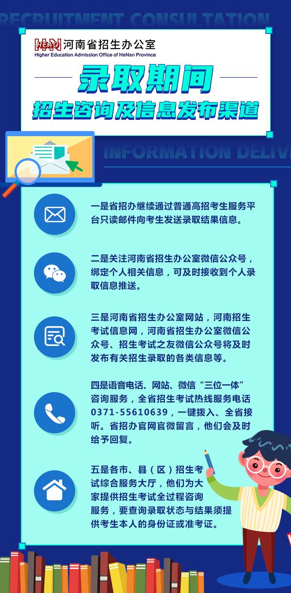 河南省招生办公室