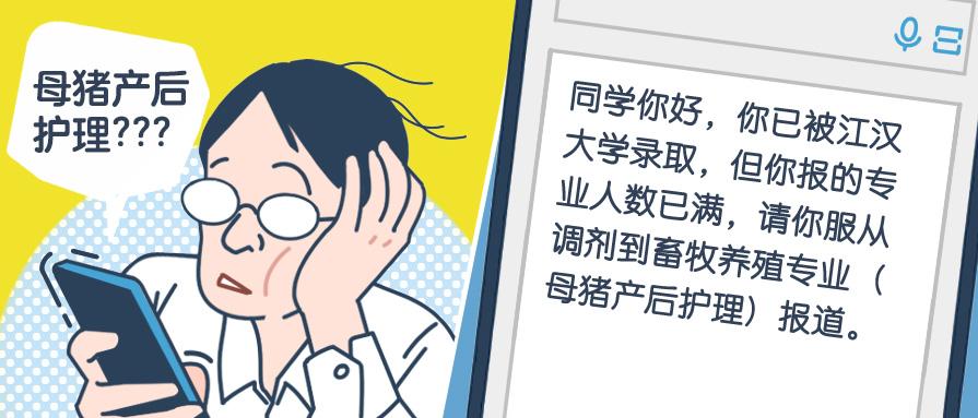 江汉大学怎样调剂专业
